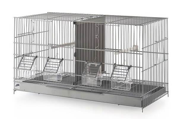 jaulas de metal para periquitos