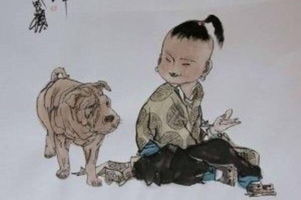 cuál es la historia del shar pei chino