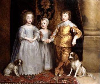 cuál es el origen del Cavalier king Charles spaniel